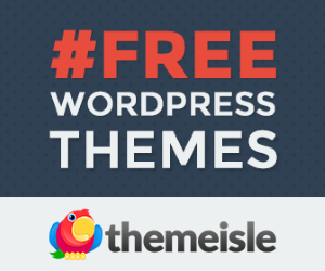 themeisle free WordPress theme